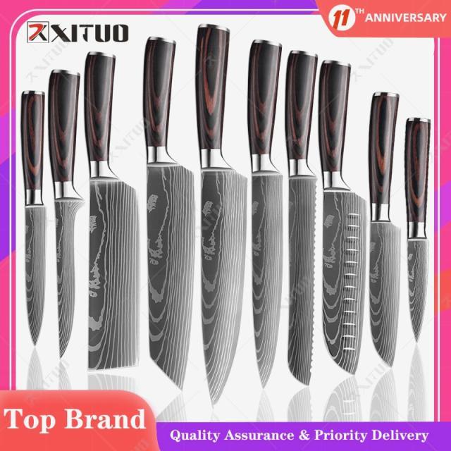 damascus chef knife|japanese kitchen kniveschef knife